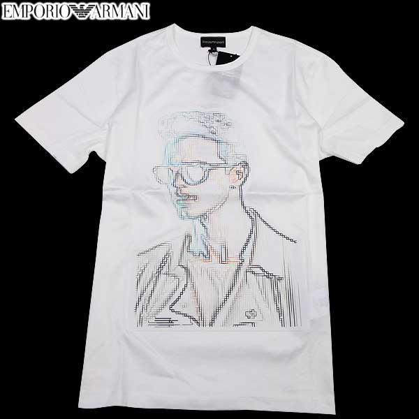 エンポリオアルマーニ EMPORIO-ARMANI メンズ 半袖 Tシャツ R1T17J R1Z2J 100 15S【送料無料】【smtb-TK】