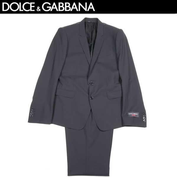 【完売】ドルチェ&ガッバーナ DOLCE&GABBANA MARTINI メンズ スーツ セットアップ 上下組 G1SPCT FUBBG N0000 14S (R258000)【送料無料】【smtb-TK】