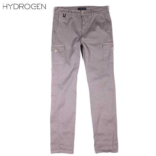 ハイドロゲン HYDROGEN メンズ コットン カーゴパンツ 110203 001 DB12A【送料無料】【smtb-TK】