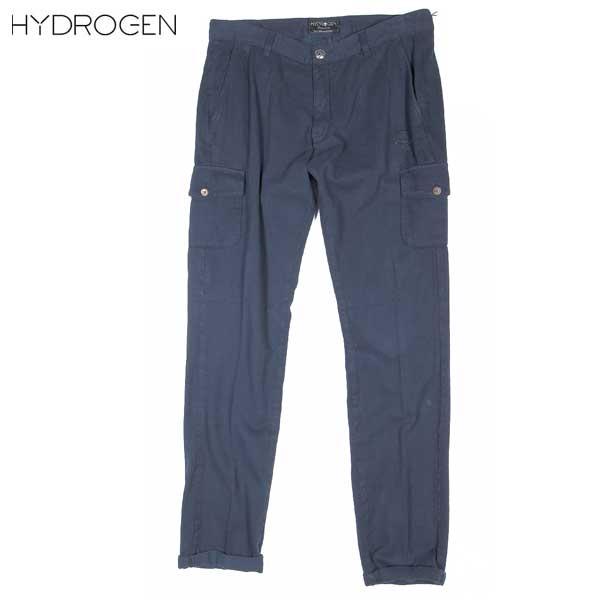 ハイドロゲン HYDROGEN メンズ コットン カーゴパンツ 150506 013 14A【送料無料】【smtb-TK】