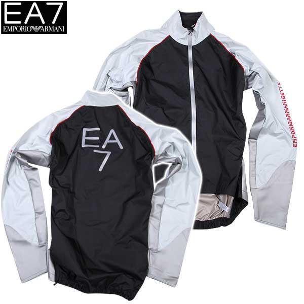 エンポリオアルマーニ EMPORIO-ARMANI メンズ EA7 ナイロンジャケット ウインドブレーカー 270375 6W856 00020 6A【送料無料】【smtb-TK】