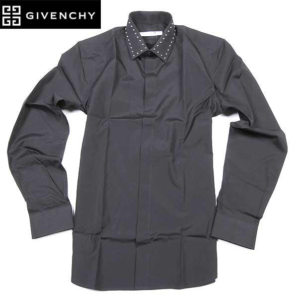 GIVENCHY ドレスシャツ (R125800)【送料無料】【smtb-TK】 メンズ スリムフィット 15A 300 6200 15F ジバンシー 001