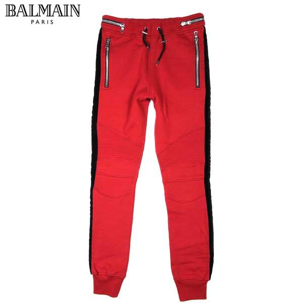 【送料無料】 バルマン(BALMAIN) メンズ スウェットパンツ W5HJ584 B928G 15A