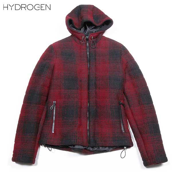 ハイドロゲン HYDROGEN メンズ ウールダウン ジャケット 170316 593 15A (R124200)【送料無料】【smtb-TK】