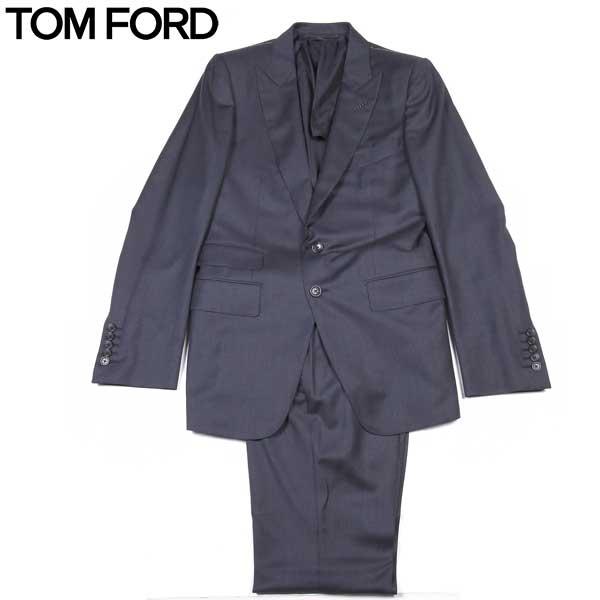 トムフォード TOM FORD メンズ スーツ 2ボタン シングル SUIT34 522R40 14VL40 15A (R528054)【送料無料】【smtb-TK】