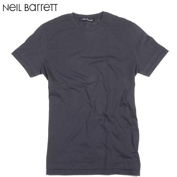 【送料無料】 ニールバレット(NeilBarrett) メンズ クルーネック 半袖 Tシャツ PBJT62S A504S 01 【SALE1602】 61S