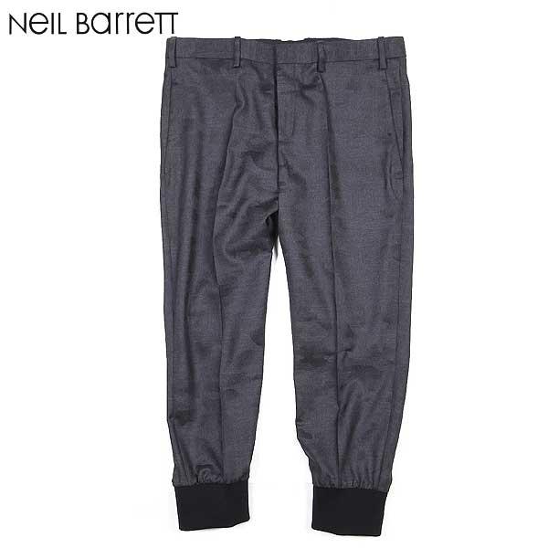 ニールバレット Neil Barrett メンズ ジョガーパンツ PBPA78SH A024 468 61S【送料無料】【smtb-TK】