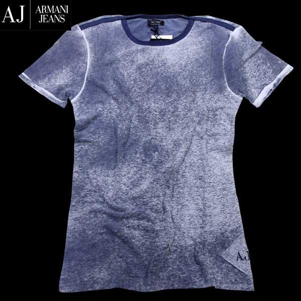 アルマーニジーンズ ARMANI-JEANS メンズ 半袖Tシャツ C6H27 CG X5 61S【送料無料】【smtb-TK】