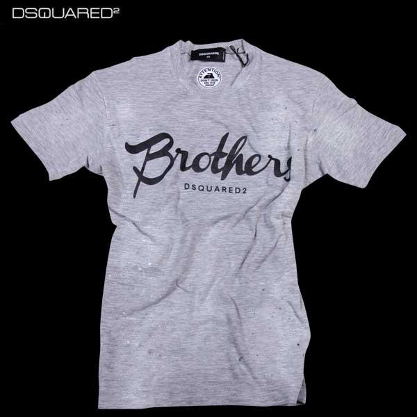 ディースクエアード DSQUARED2 メンズ 半袖 Tシャツ S74GD0106 S22146 857M 61S【送料無料】【smtb-TK】