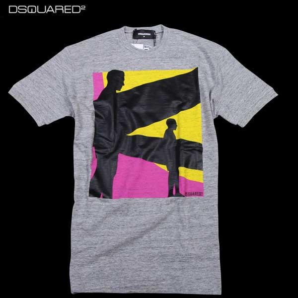 【送料無料】 ディースクエアード (DSQUARED101) メンズ 半袖 Tシャツ S71GD0362 S22742 858M 【smtb-tk】 61S