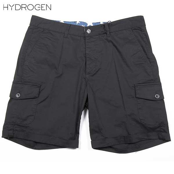 【送料無料】 ハイドロゲン(HYDROGEN) メンズ ハーフパンツ カーゴショーツ 180506 007 【SALE1604】 61S