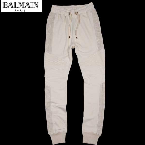 【送料無料】 バルマン(BALMAIN) メンズ スウェットパンツ J511 D320 107 【smtb-tk】 61S