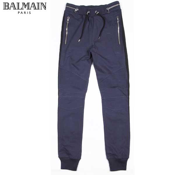 バルマン BALMAIN メンズ スウェット パンツ J584 D324 159 61S【送料無料】【smtb-TK】
