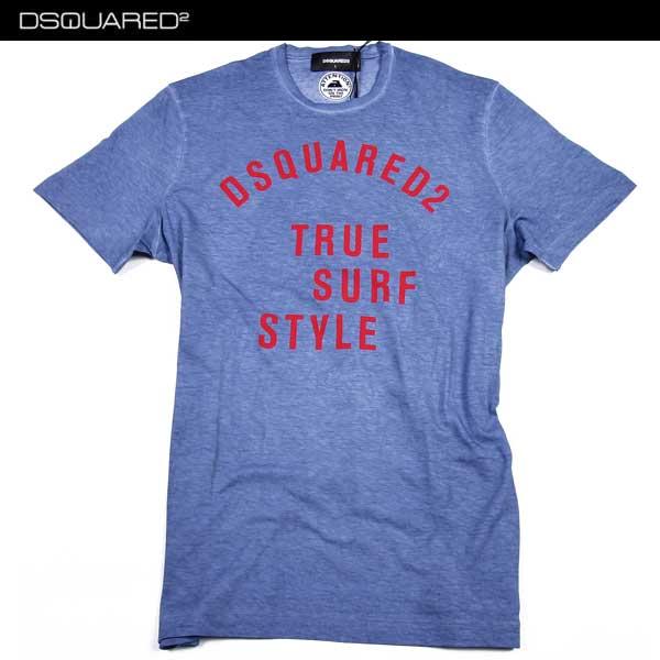 【送料無料】 ディースクエアード(DSQUARED2) メンズ クルーネック 半袖 Tシャツ S71GD0329 S21995 467 【smtb-tk】 61S