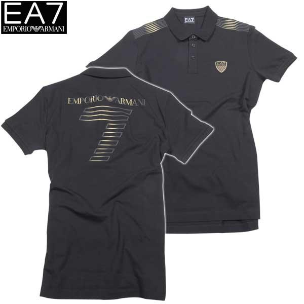 【送料無料】 エンポリオアルマーニ(EMPORIO-ARMANI) EA7 メンズ 半袖ポロシャツ 273890 6P206 00020 61S