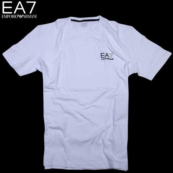 【送料無料】 エンポリオアルマーニ(EMPORIO-ARMANI) EA7 メンズ クルーネック 半袖 Tシャツ 273848 6P209 00010 61S