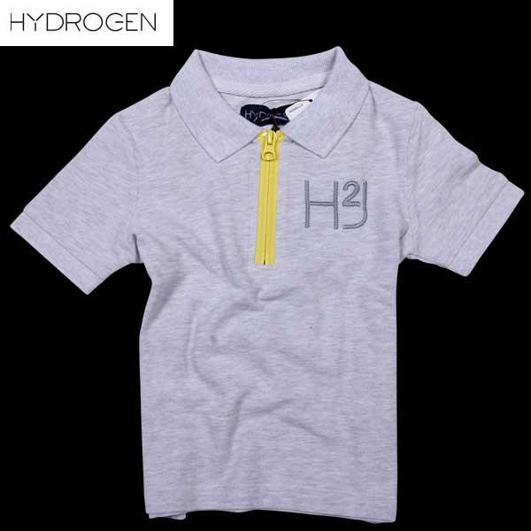 ハイドロゲン HYDROGEN キッズ 半袖 シャツ 142616 015 DB14S