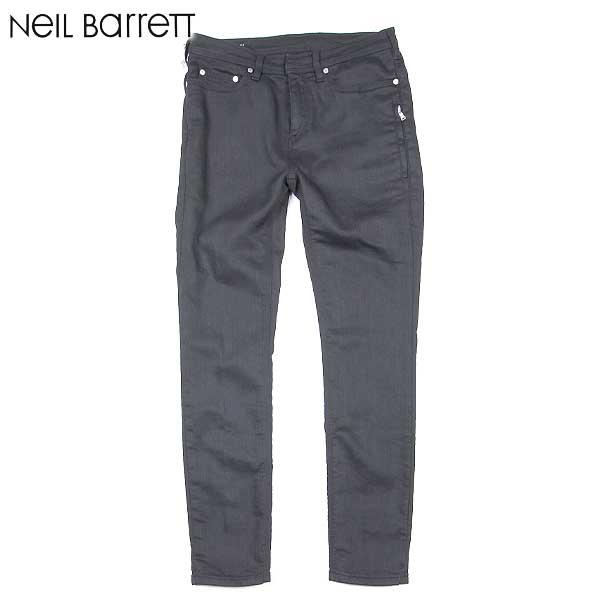 【送料無料】 ニールバレット (NeilBarrett) メンズ スキニーパンツ カラーデニム PBDE102 B802T 01 61A