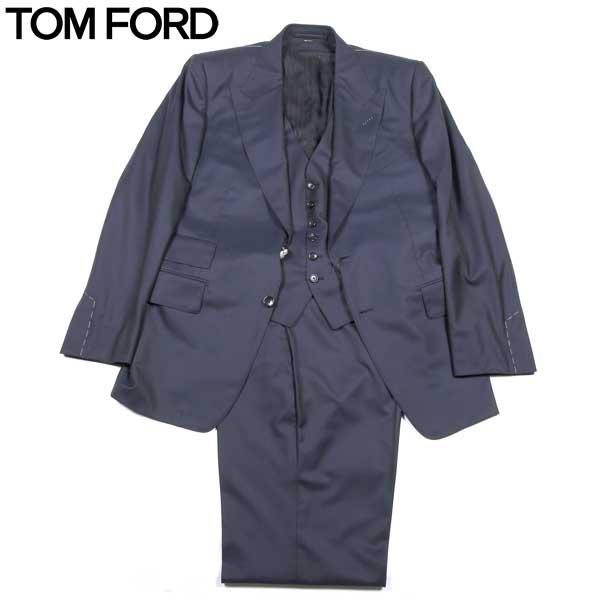 トム フォード TOM FORD メンズ スーツ 三つ揃えセットアップ SUIT 74 61A (R428050)【送料無料】【smtb-TK】