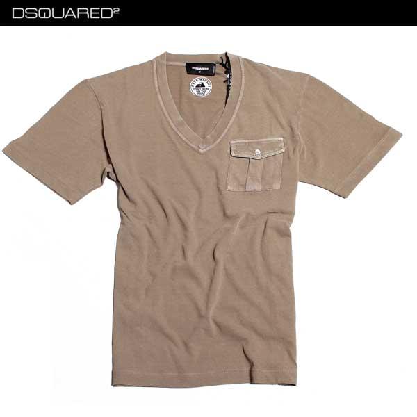 【送料無料】 ディースクエアード(DSQUARED2) メンズ Tシャツ 半袖 S74GD0159 S22507 156 【smtb-TK】 【SALE1609】 61A