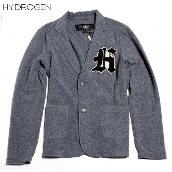 ハイドロゲン HYDROGEN メンズ ウール ジャケット 190716 015 DB61A【送料無料】【smtb-TK】