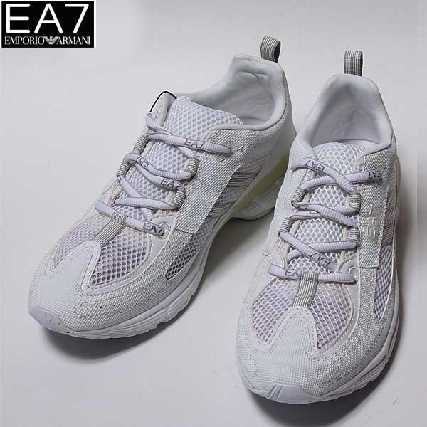 エンポリオアルマーニ EMPORIO-ARMANI メンズ EA7 スニーカー 靴 275133 0S299 00110 10S【送料無料】【smtb-TK】