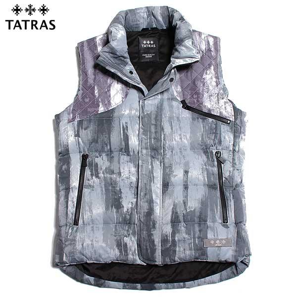 タトラス TATRAS メンズ ダウンベスト MTA17A 4452 02 61A【送料無料】【smtb-TK】