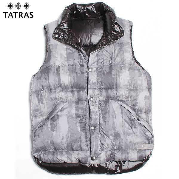 タトラス TATRAS メンズ ダウンベスト MTA17A 4458 01 61A【送料無料】【smtb-TK】