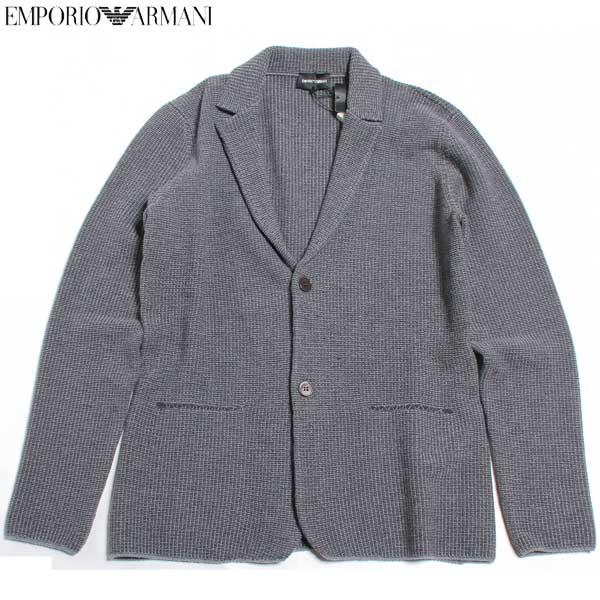 エンポリオアルマーニ EMPORIO-ARMANI メンズ ウール ジャケット 6X1G02 1MB3Z 0616 61A【送料無料】【smtb-TK】