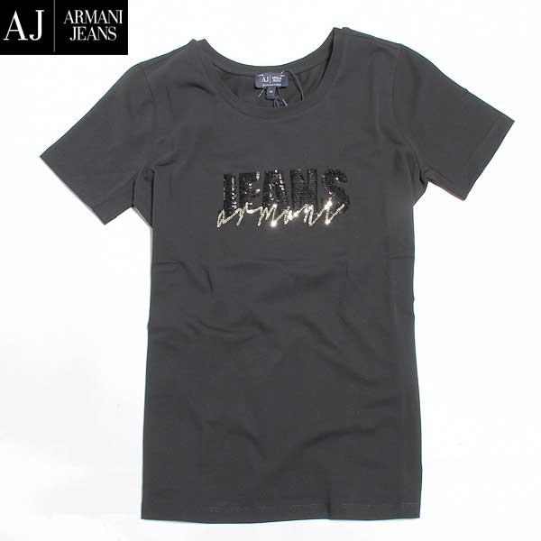 アルマーニジーンズ ARMANI-JEANS レディース 半袖 Tシャツ 6X5T01 5J00Z 1200 61A (R16200) 【送料無料】【smtb-TK】
