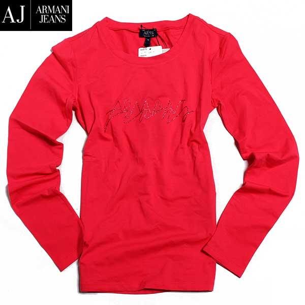 アルマーニジーンズ ARMANI-JEANS レディース 長袖 Tシャツ ロンT 6X5T43 5JABZ 1400 61A (R14040) 【送料無料】【smtb-TK】