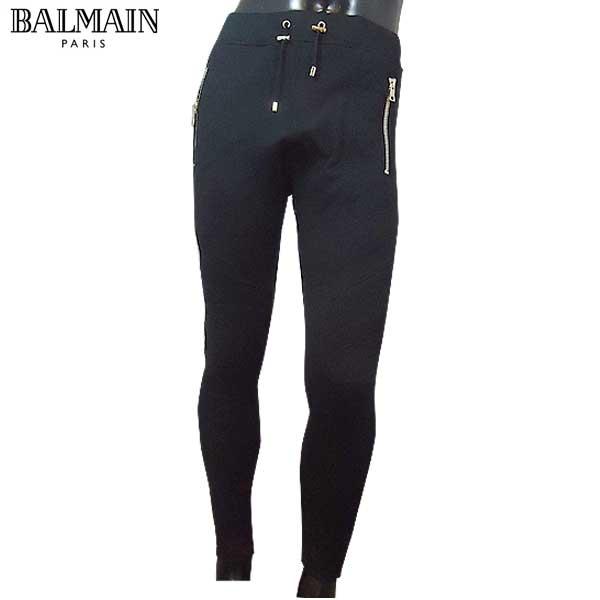 バルマン BALMAIN メンズ ライダース ジョガーパンツ スウェット パンツ S7H 5033 J012 176 71S【送料無料】【smtb-TK】