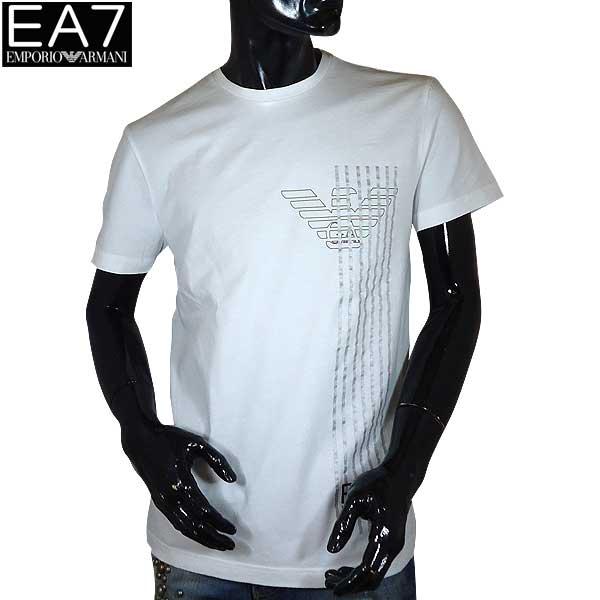 エンポリオアルマーニ EMPORIO-ARMANI メンズ EA7 クルーネック 半袖 Tシャツ 3YPTE0 PJ30Z 1100 71S