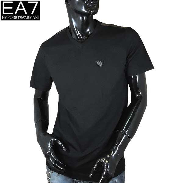 エンポリオアルマーニ EMPORIO-ARMANI メンズ EA7 Vネック 半袖 Tシャツ 3YPT91 PJ18Z 1200 71S【送料無料】【smtb-TK】