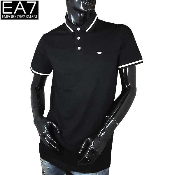 エンポリオアルマーニ EMPORIO-ARMANI メンズ EA7 半袖 シャツ 3Y1FA8 1JAQZ 0999 71S (R27000) 【送料無料】【smtb-TK】