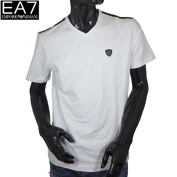 【送料無料】 エンポリオアルマーニ(EMPORIO-ARMANI) メンズ クルーネック 半袖 Tシャツ 3YPT91 PJ18Z 1100 【smtb-TK】 71S