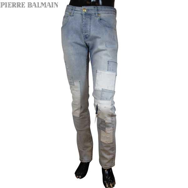 ピエールバルマン Pierre Balmain メンズ デニム ジーンズ HP56201J E6260 725 71S【送料無料】【smtb-TK】