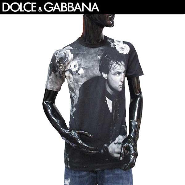 ドルチェ&ガッバーナ DOLCE&GABBANA メンズ 半袖 Tシャツ G8GX8T FP722 HD565 71S【送料無料】【smtb-TK】