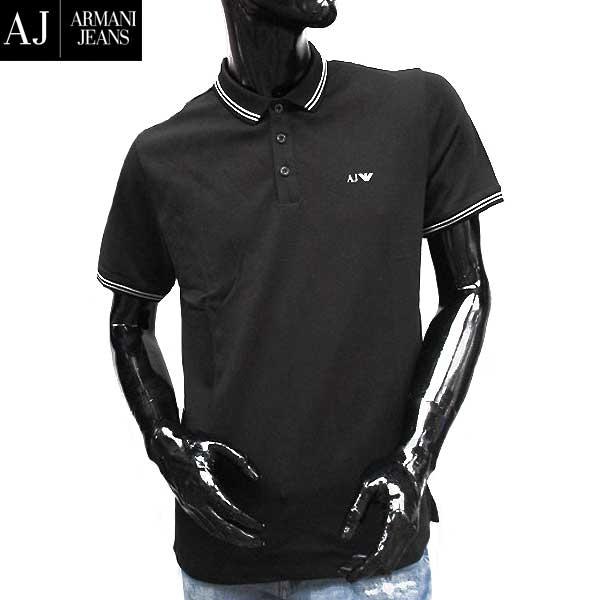 【送料無料】 アルマーニジーンズ(ARMANI-JEANS) メンズ 半袖 ポロシャツ 8N6F2B 6JPTZ 1200 【smtb-TK】 71S