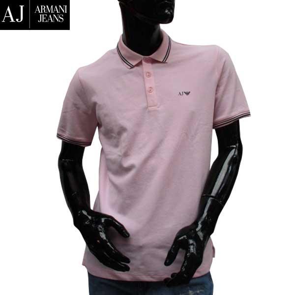 【送料無料】 アルマーニジーンズ(ARMANI-JEANS) メンズ 半袖 ポロシャツ 8N6F2B 6JPTZ 1404 【smtb-TK】 71S