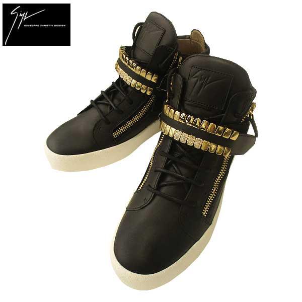 ジュゼッペザノッティ GIUSEPPE ZANOTTI メンズ スニーカー 靴 RU70066 73276 001 【送料無料】【smtb-TK】