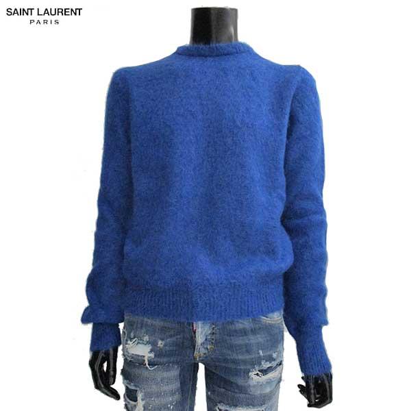 【送料無料】 サンローラン パリ(SAINT LAURENT PARIS) メンズ ニット セーター 480142 YIUGI 4701 【smtb-tk】 71A