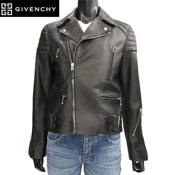 ジバンシー GIVENCHY メンズ ライダース レザー ジャケット 16F 0300440 001 【送料無料】【smtb-TK】