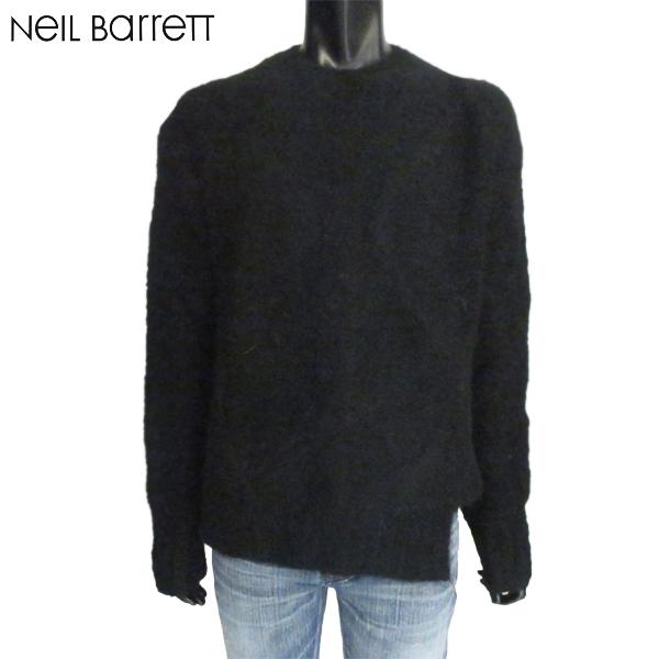 ニールバレット Neil Barrett メンズ ニット セーター BMA693V F620C 01 71A (R73500)【送料無料】【smtb-TK】