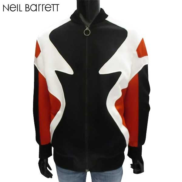 ニールバレット Neil Barrett メンズ ジップアップ パーカー BSP302C F094C 1143 【送料無料】【smtb-TK】