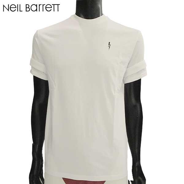 品質一番の ニールバレット Tシャツ メンズ Neil Barrett メンズ 03 クルーネック 半袖 Tシャツ BJT300C F501P 03 (R28000)【送料無料】【smtb-TK】:ガッツ ブランドショップ, アツベツク:3c467f56 --- nagari.or.id