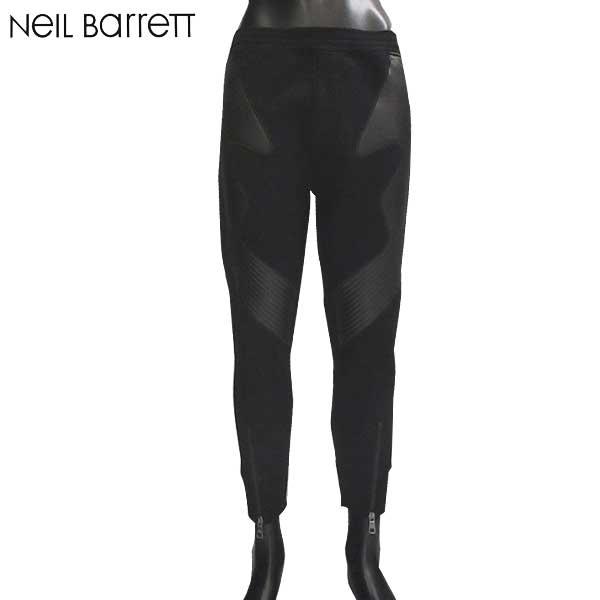 【送料無料】 ニールバレット (NeilBarrett) メンズ ボンディング ジョガーパンツ BJP53CH F547C 01 【smtb-tk】 71A