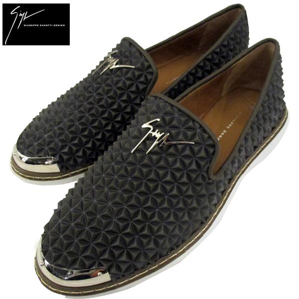 【送料無料】 ジュゼッペ ザノッティ (GIUSEPPE ZANOTTI) メンズ スリッポン 靴 EU80013 75613 BLUE 【smtb-tk】 81S