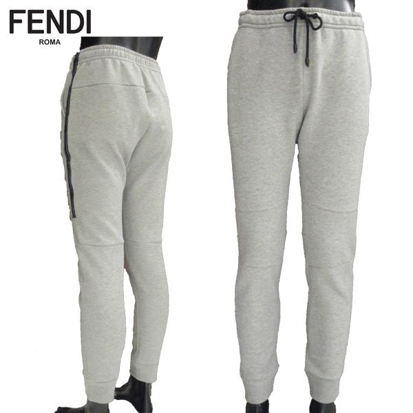 フェンディ FENDI メンズ スウェット パンツ FAB515 A2VH F0TAZ 81S【送料無料】【smtb-TK】