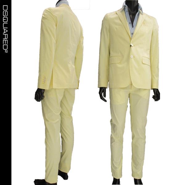 ディースクエアード DSQUARED2 メンズ スーツ カジュアル 上下 セット S74FT0223 S42378 169 81S【送料無料】【smtb-TK】